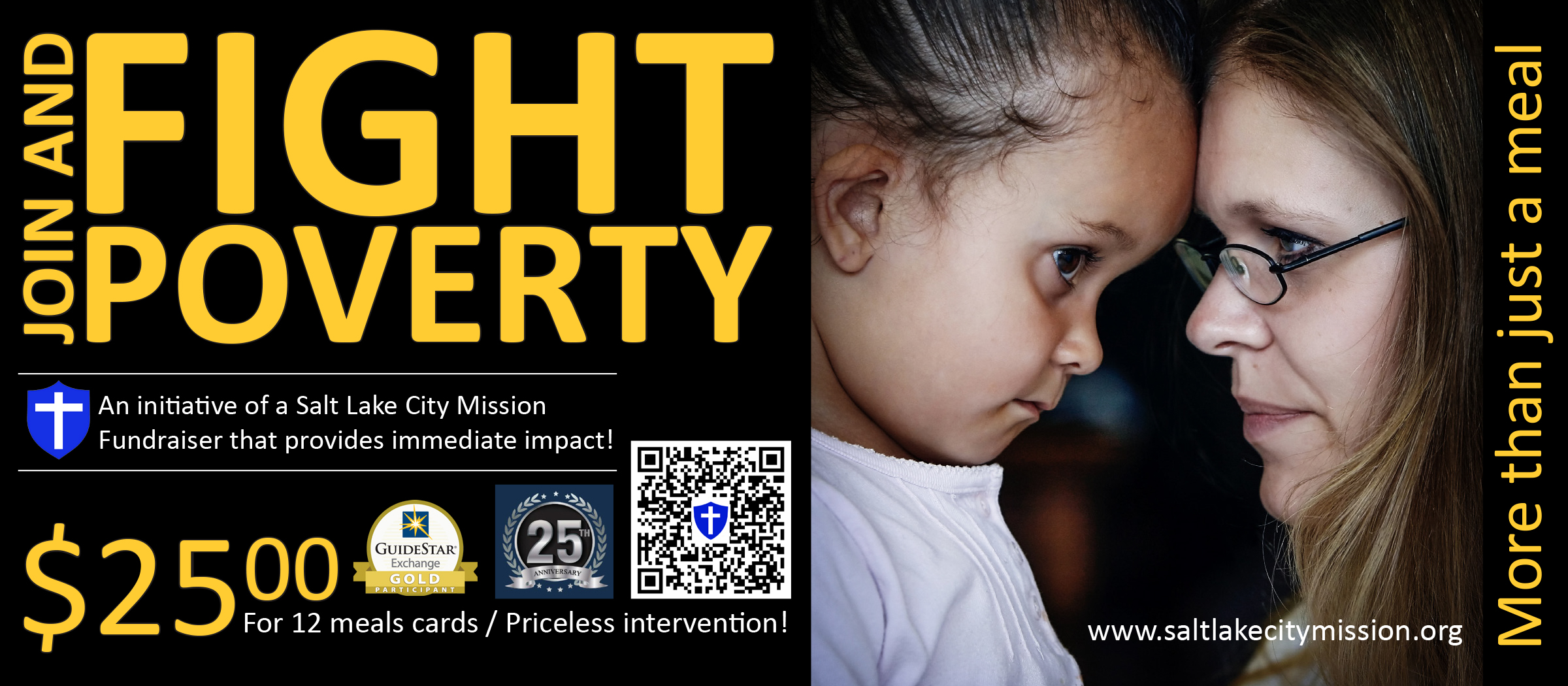 Help Salt Lake Mission Make a Difference in the Lives of the